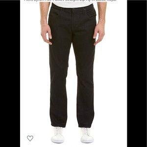 Hudson Jeans Byron Five Pocket Straight Leg